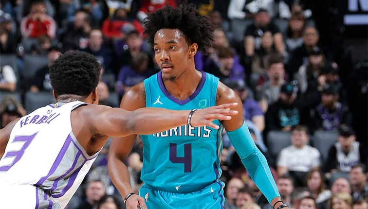 2e2336508 Hornets Assign Devonte  Graham To Greensboro