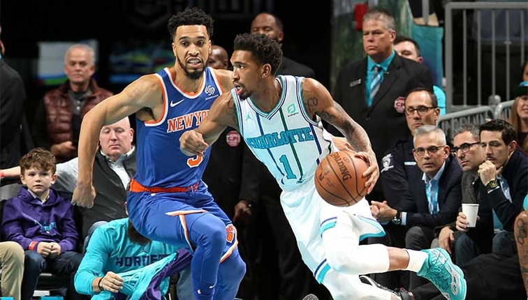 Hornets Back at Home to Face the Knicks | Charlotte Hornets