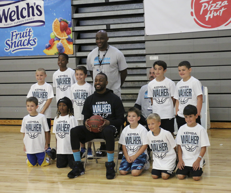 Kemba Walker's Youth Basketball ProCamp