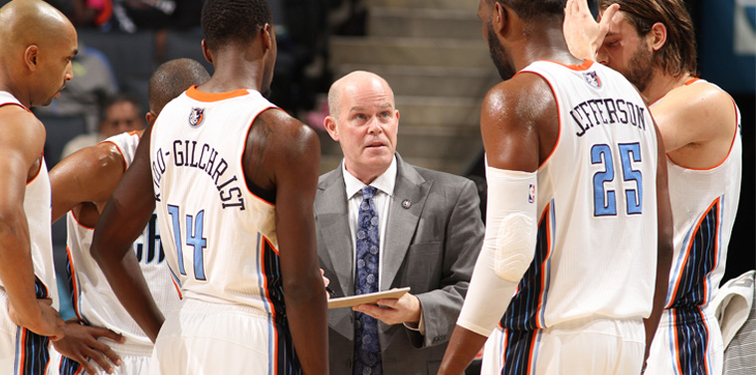 Clifford Named Eastern Conference Coach of the Month