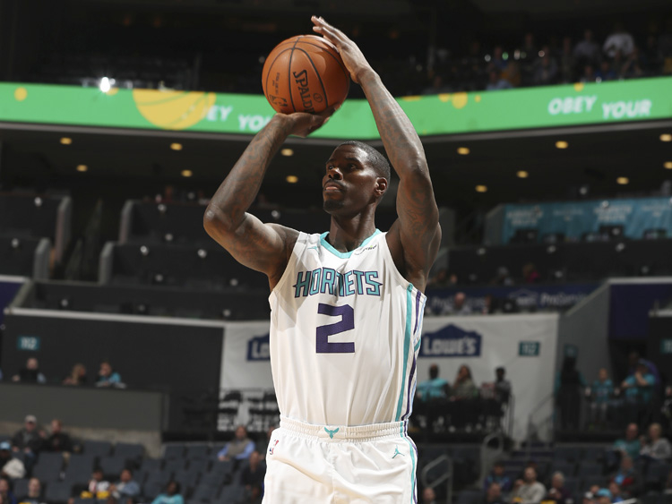 Marvin Williams  3-Point Game Getting Better with Age  057349738