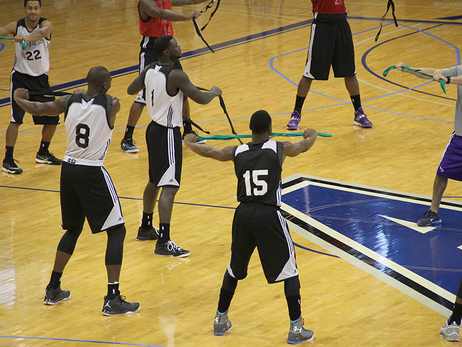 Hornets Training Camp Day 2 - 10/1/14