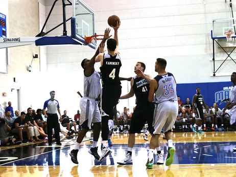 Summer League | Hornets vs. Thunder - 7/4/15