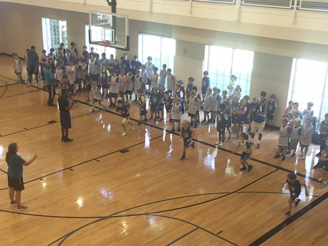 Hornets Hoops Camps | Myers Park - 06/27/16