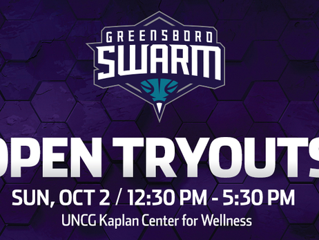 Greensboro Swarm To Hold Open Player Tryout