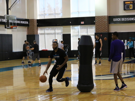 2016 Hornets Training Camp Gallery - 10/01/16