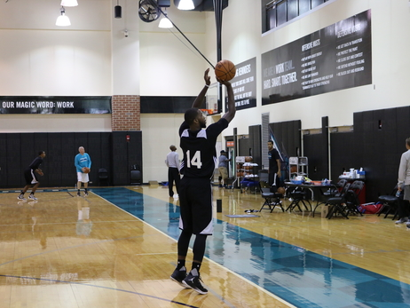 2016 Hornets Training Camp Gallery - 10/02/16