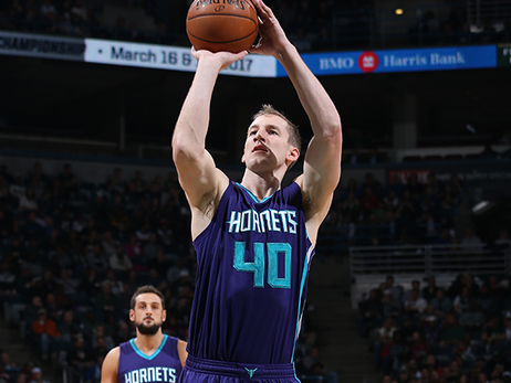 Zeller Thrilled to be Part of Hornets Core Group