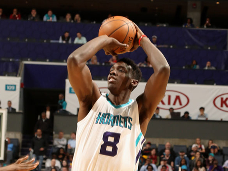 Hornets Sign Johnny O'Bryant to Multi-Year Contract