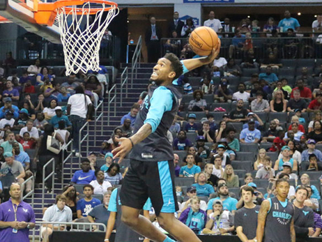 Charlotte is Buzzin' for Hornets at Open Practice