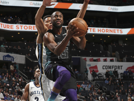 Walker, Hornets Start Hot, Stay Hot in Win over Grizzlies
