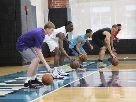 Hornets Host 6th Draft Workout of 2018