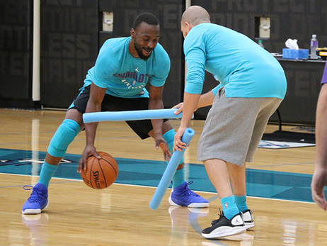 2018 Summer Workouts | Kemba Walker