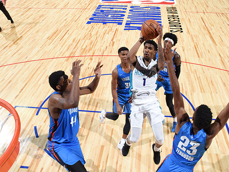 Injury Update: Malik Monk | 7/10/18