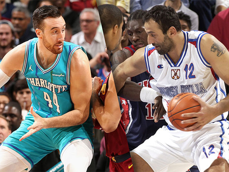Alongside Local Legends, Kaminsky Ventures to Basketball-Crazed Serbia