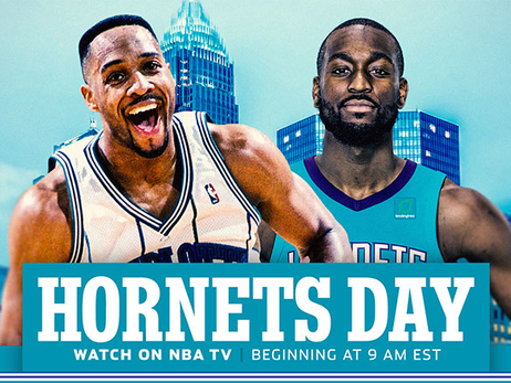 NBA TV to Feature 'Hornets Day' on Wednesday, August 15