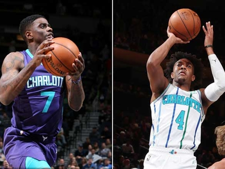 Hornets Recall Bacon and Graham From Greensboro Swarm