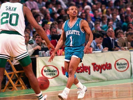 Why There's Much More to Muggsy Bogues Than Height and Numbers