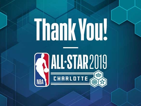 City of Charlotte, NBA Put on Spectacular Show for All-Star Weekend