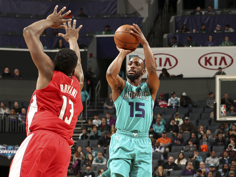 Hornets Knock Off Wizards to Open Homestand