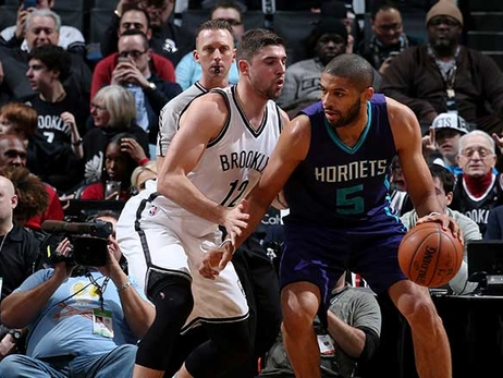 Hornets Battle Nets with Season-Series Lead on the Line