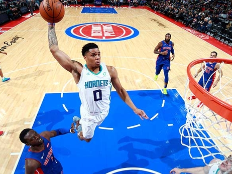 Miles Bridges Soars to Strong Rookie Season Finish