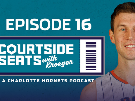 Courtside Seats with Kroeger - Episode Sixteen