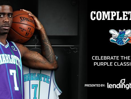 Hornets Unveil New Purple Classic Uniforms For 2019-20 Season