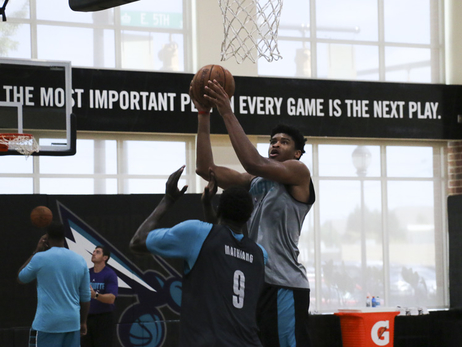 2017 Hornets Training Camp Gallery - 10/06/17
