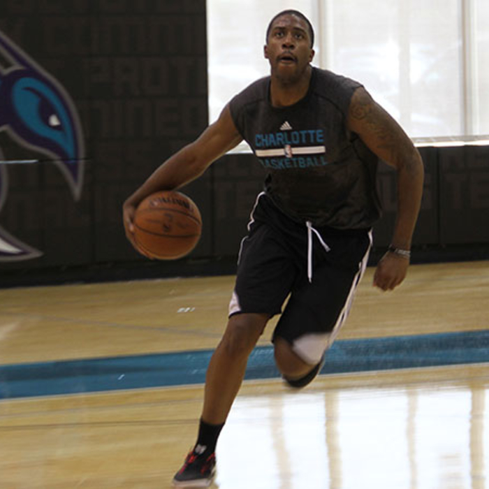 Hornets Draft Workout - 6/4/14