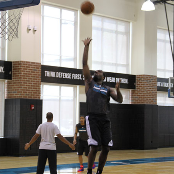 Hornets Draft Workout - P.J. Hairston