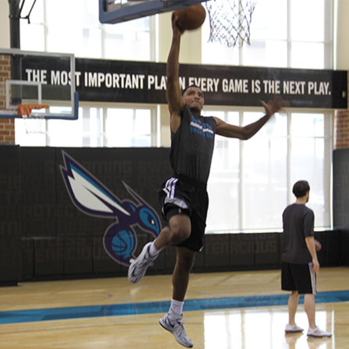Hornets Draft Workout - Gary Harris