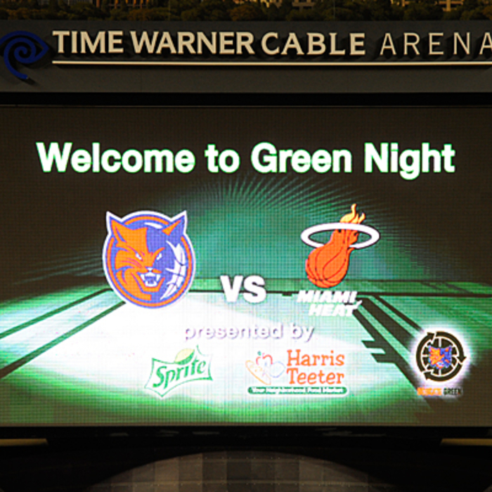 Gallery - Bobcats Go Green - April 8, 2009