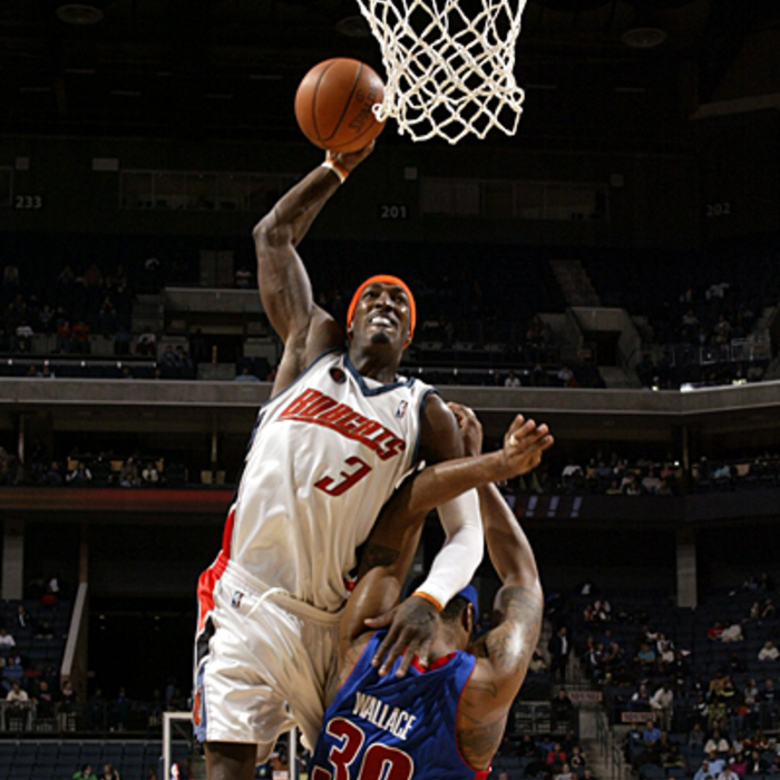 Gallery - 2008-09 Season in Review - Gerald Wallace
