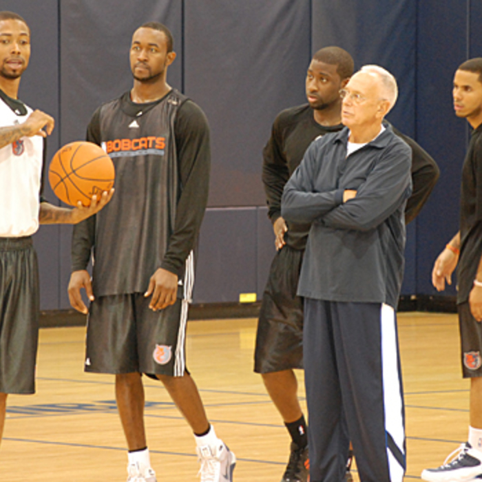 Gallery - 2009 Bobcats Training Camp