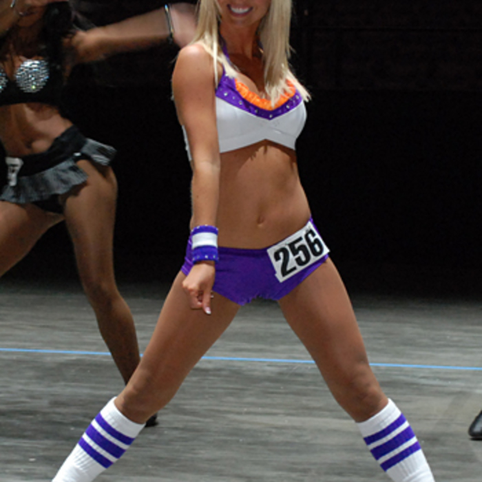 2010 Lady Cats Tryout Gallery - Kristy