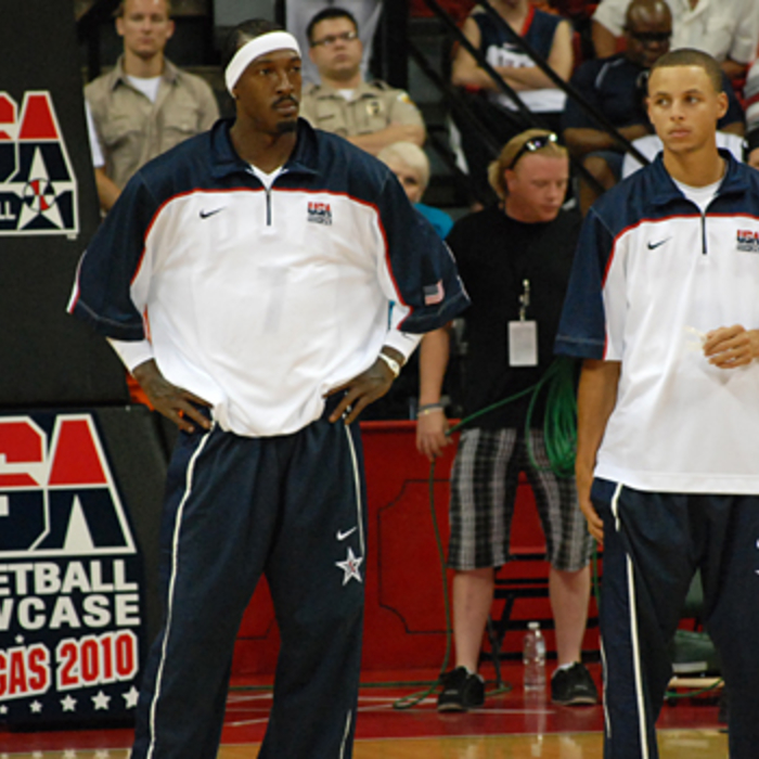 Gallery - Gerald Wallace in Team USA Basketball Showcase