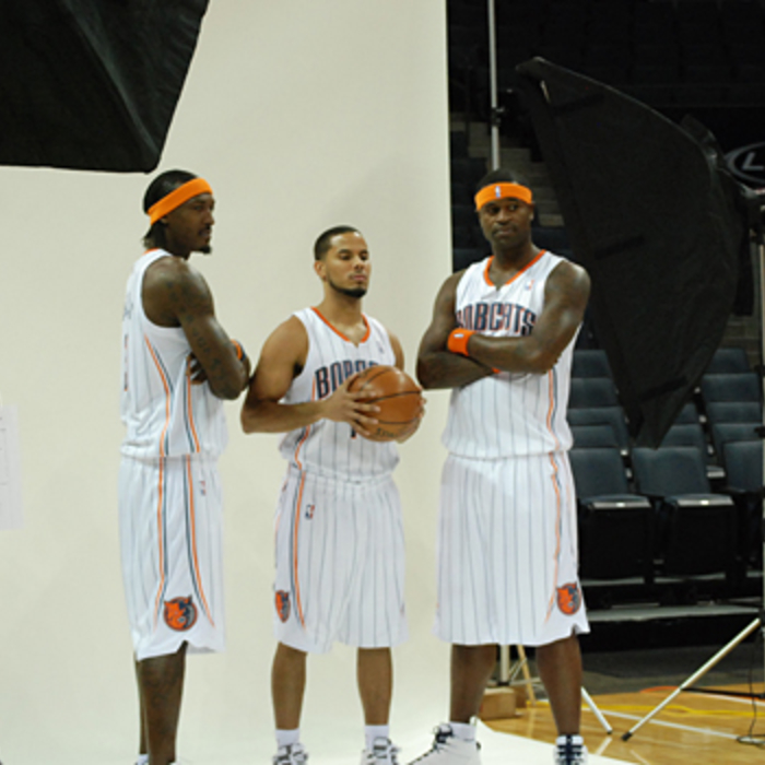 2010-11 Behind-the-scenes media day gallery