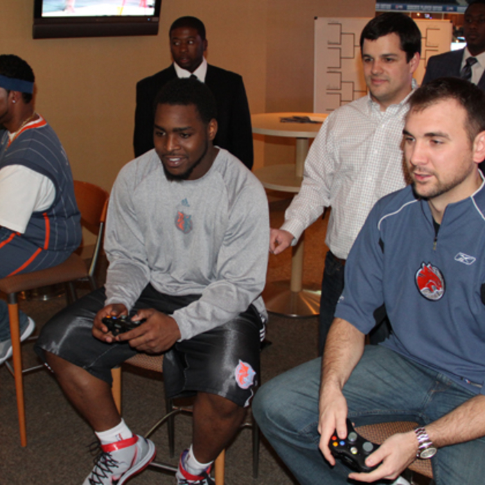 STH Video Game Tournament - 1/20/11