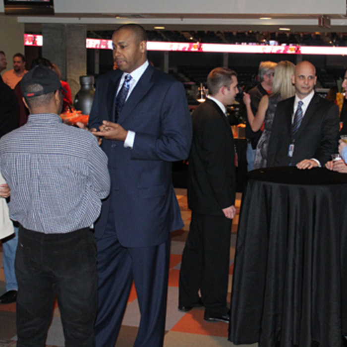 Cocktails with GM Rod Higgins Gallery