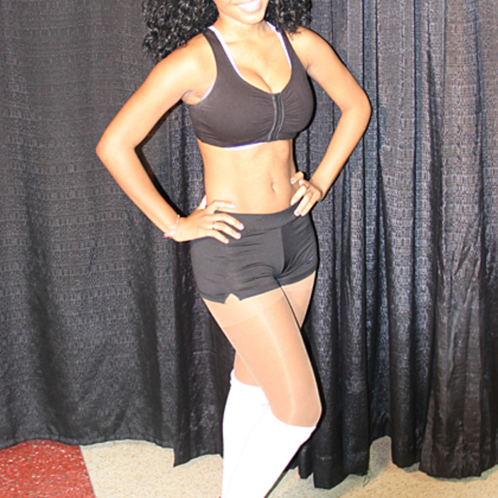 2011 Lady Cats Auditions - Gerlisa