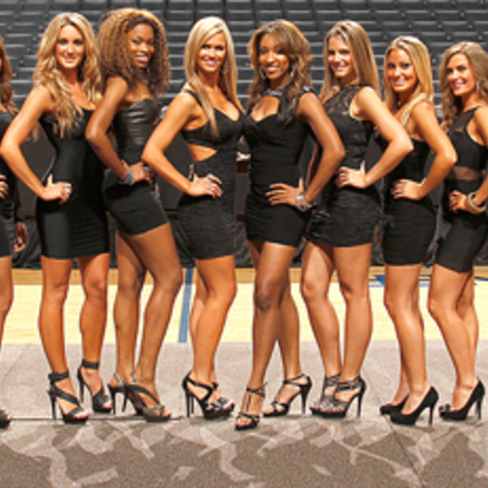 2011 Lady Cats Finalists Gallery
