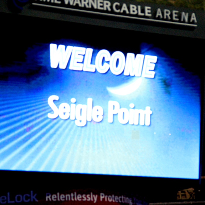 Seigle Point Arena Tour and Camp - 7/20/11