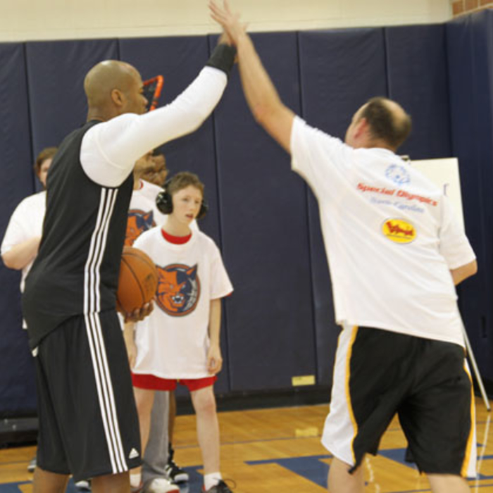Special Olympics Clinic presented by Bojangles'