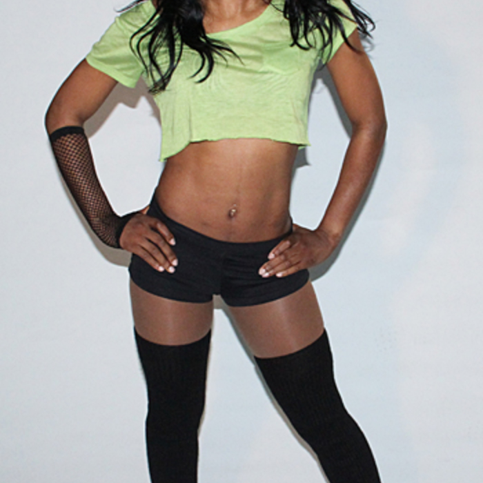2012 Lady Cats Auditions - Sherrell