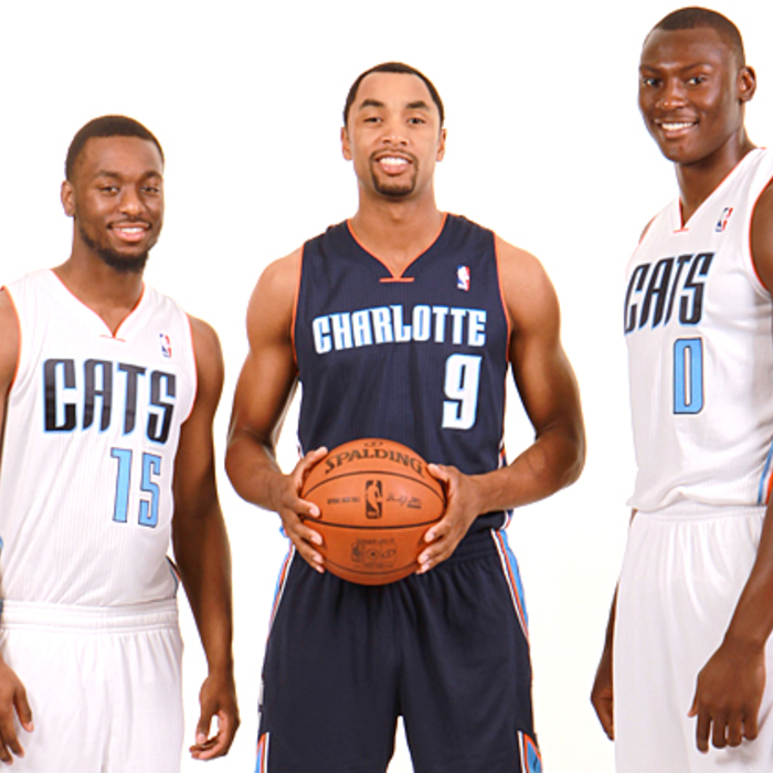 Bobcats 2012-13 Uniform Launch