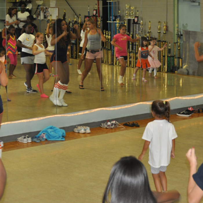 STH Kids Dance Clinic - 7/28/12