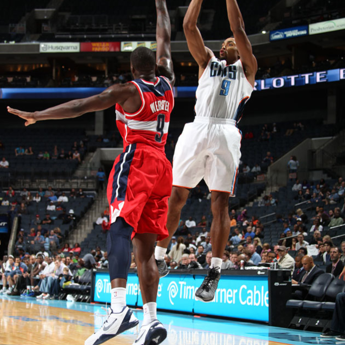 2012 Bobcats Preseason Gallery