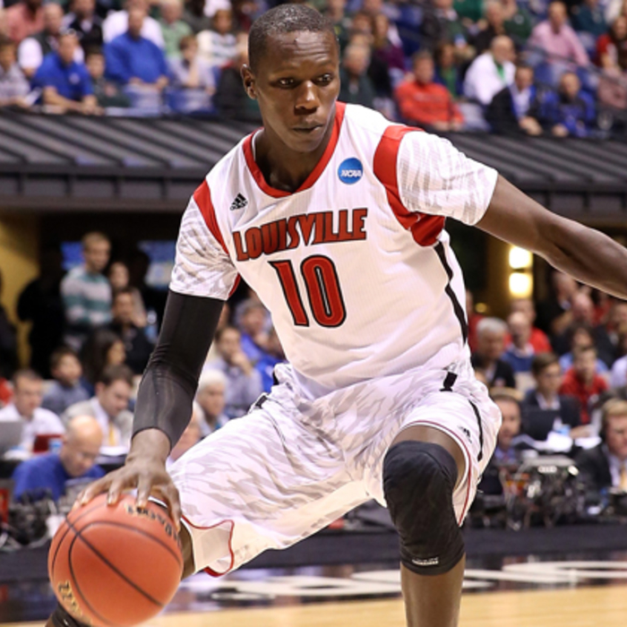2013 NBA Draft Prospect - Gorgui Dieng
