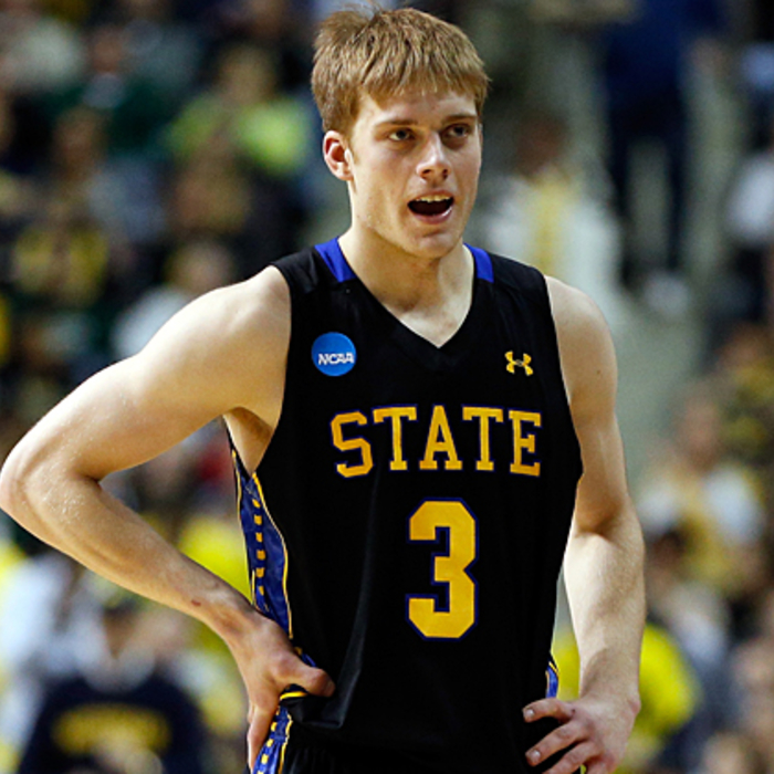 2013 NBA Draft Prospect - Nate Wolters